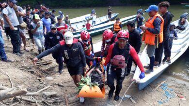 Rescatan al cuerpo de un joven ahogado en Copataza