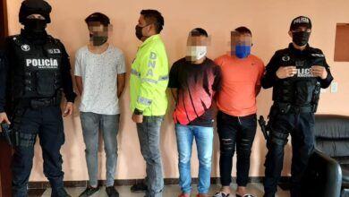 Resumen de los operativos policiales en Pastaza
