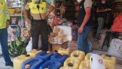 Operativos de licor artesanal se realizaron en Puyo