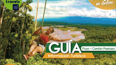 Guía de información turística de Puyo