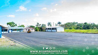 Prefectura entrega 3 kilómetros de asfaltado 🛣 hasta la comunidad San Ramón