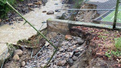 Inundaciones en Santa Clara afectan varios sectores