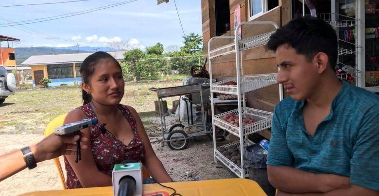 """Más testimonios del """"LOTERIAZO"""" en Puyo"""