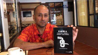 """Galo Martinez Báez, escribió un nuevo libro llamado """"KAPILA"""""""