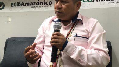 Alcalde de Arajuno informo de varios temas