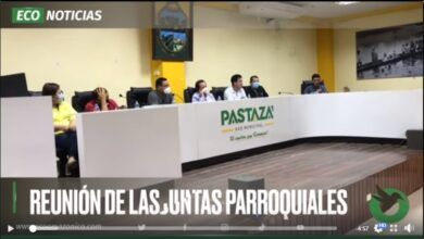 REUNIO DE LAS JUNTAS PARROQUIALES