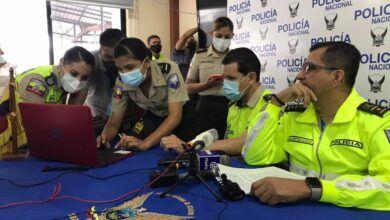 Policía recupera la droga robada de la Jefatura de antinarcóticos