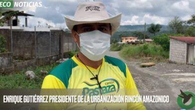 Necesidades de la urbanización Rincón Amazonicos