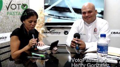 Henry Gonzalez, en #VotoPastaza2021