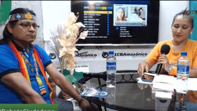 DEBATE CIUDADANO- Nancy Ramírez y Efrén Calapucha