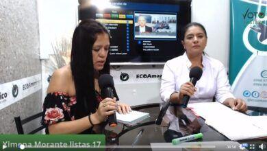 Ximena Morante en VotoPasta2021