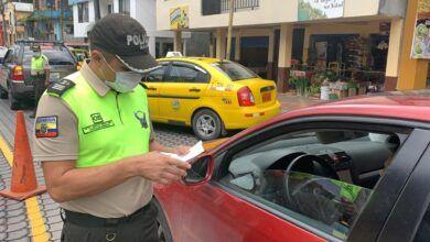 Operativos de tránsito por parte de la Policía y la Trancomunidad