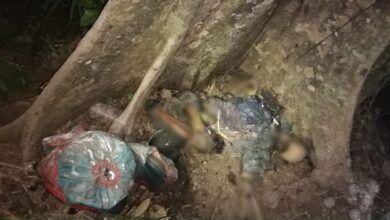 Localizan el cadáver de joven desaparecido en Sucúa