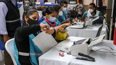 Concluye el proceso electoral en Pastaza
