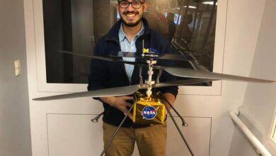 Elio Morillo, el ingeniero ecuatoriano que integra el equipo Mars 2020 de la NASA