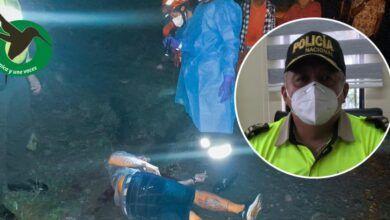 Policía informa sobre el asesinato en la Isla
