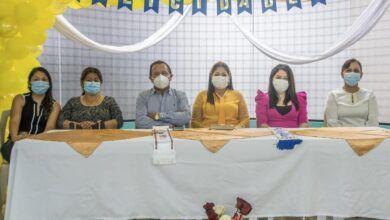 Mujeres del sector rural fueron agasajadas por la Prefectura