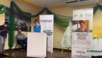 Firma de Convenio entre la Unidad de Servicio Social del GADM-PASTAZA y CTA