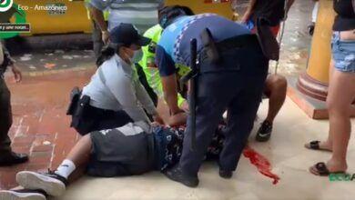 Joven permaneció en el piso desangrándose más de una hora, responsabilizan al ECU-911