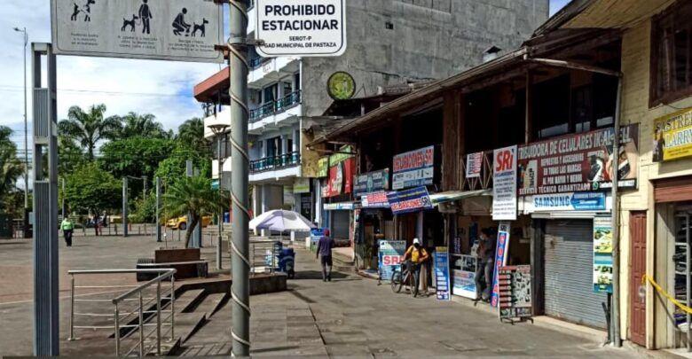 Prohibido estacionar vehículos en la Plaza Roja