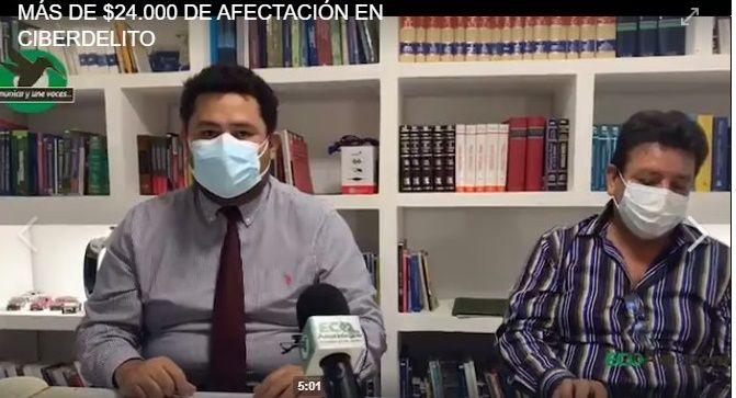 MÁS DE $24.000 DE AFECTACIÓN EN CIBERDELITO
