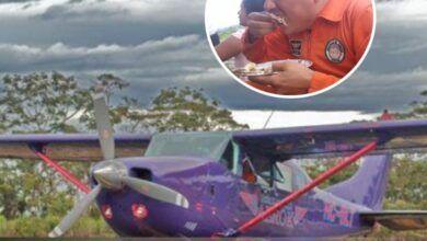 Retienen a piloto y avioneta de Aerokashurco en Yaupi
