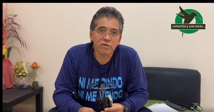Luis Yepez, pide al Pastaza Moto Club que le devuelvan su terreno