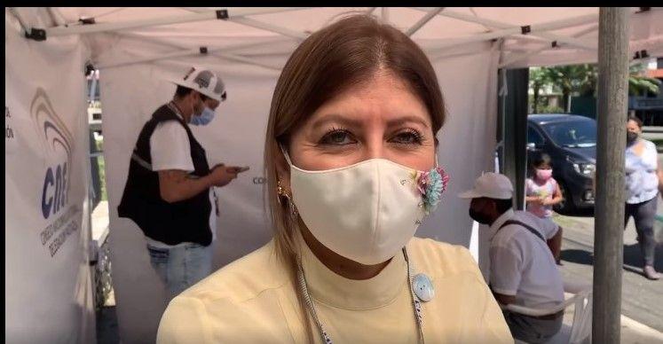 Representante del CNE informa sobre el sistema informático de vacunación