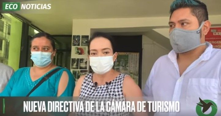 Nueva directiva provisional de la Cámara de Turismo de Pastaza