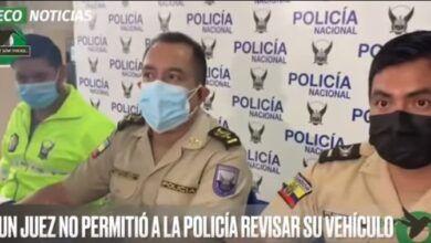 JUEZ NO PERMITE QUE POLICIA REGISTRE SU VEHÍCULO