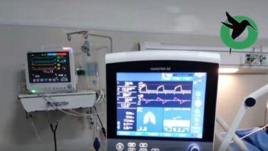 Con Dr Alvaro Quinde Médico Intensivista del Hospital General Puyo