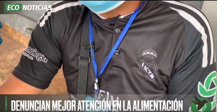 DENUNCIAN MEJOR ATENCIÓN EN LA ALIMETACIÓN