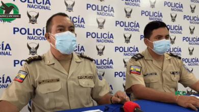 Policia sobre la detención de Antonio Vargas