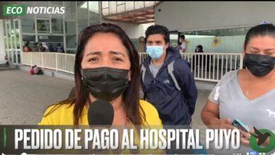 PEDIDO DE PAGO AL HOSPITAL DE PUYO