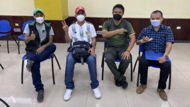 Periodistas de Pastaza fueron vacunados