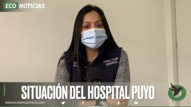 Daniela Peralta - Hospital Puyo