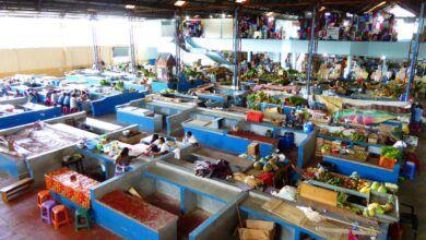 Se prepara el arreglo de la cubierta del Mercado Mariscal