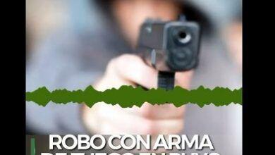 Robo con arma de fuego en Puyo