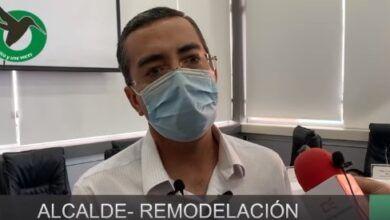 Alcalde del cantón Pastaza sobre la remodelación de Municipio y las plazas