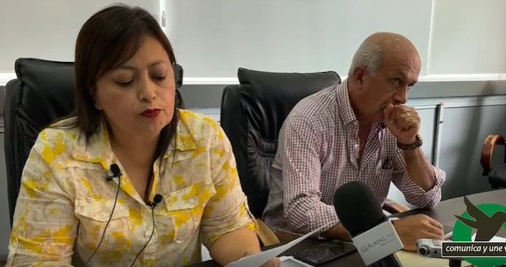 Concejales del Cantón Pastaza informan sobre la remodelación de la Plaza México