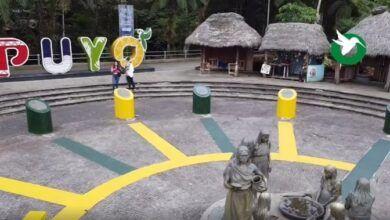 Ciudad neblina, con tradición, cultura, contemporánea y moderna… ¡Así es Puyo!
