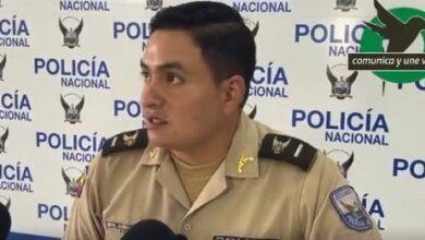 Policía Nacional informa resultados de tránsito